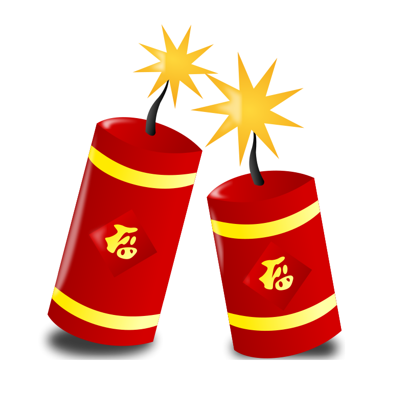 Free chinese by anttis. Moving clipart new year