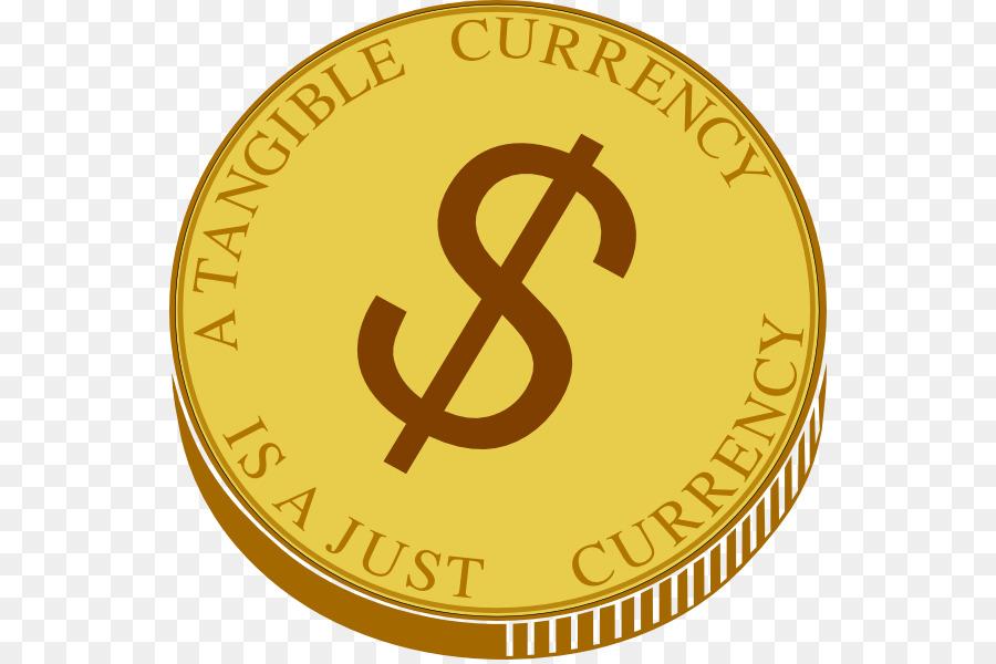 Coin clipart clip art gold. Illustration transparent