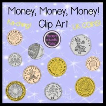 British clip art p. Coins clipart coin uk