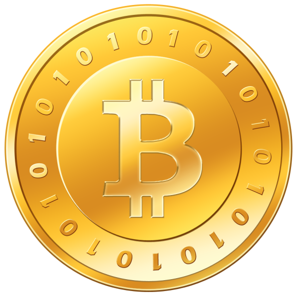 Beat the bitcoin blues. Coin clipart drawn