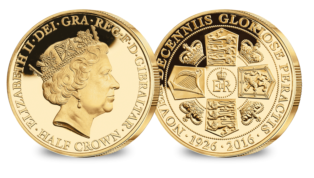 Coin clipart empty gold. Her majesty s th