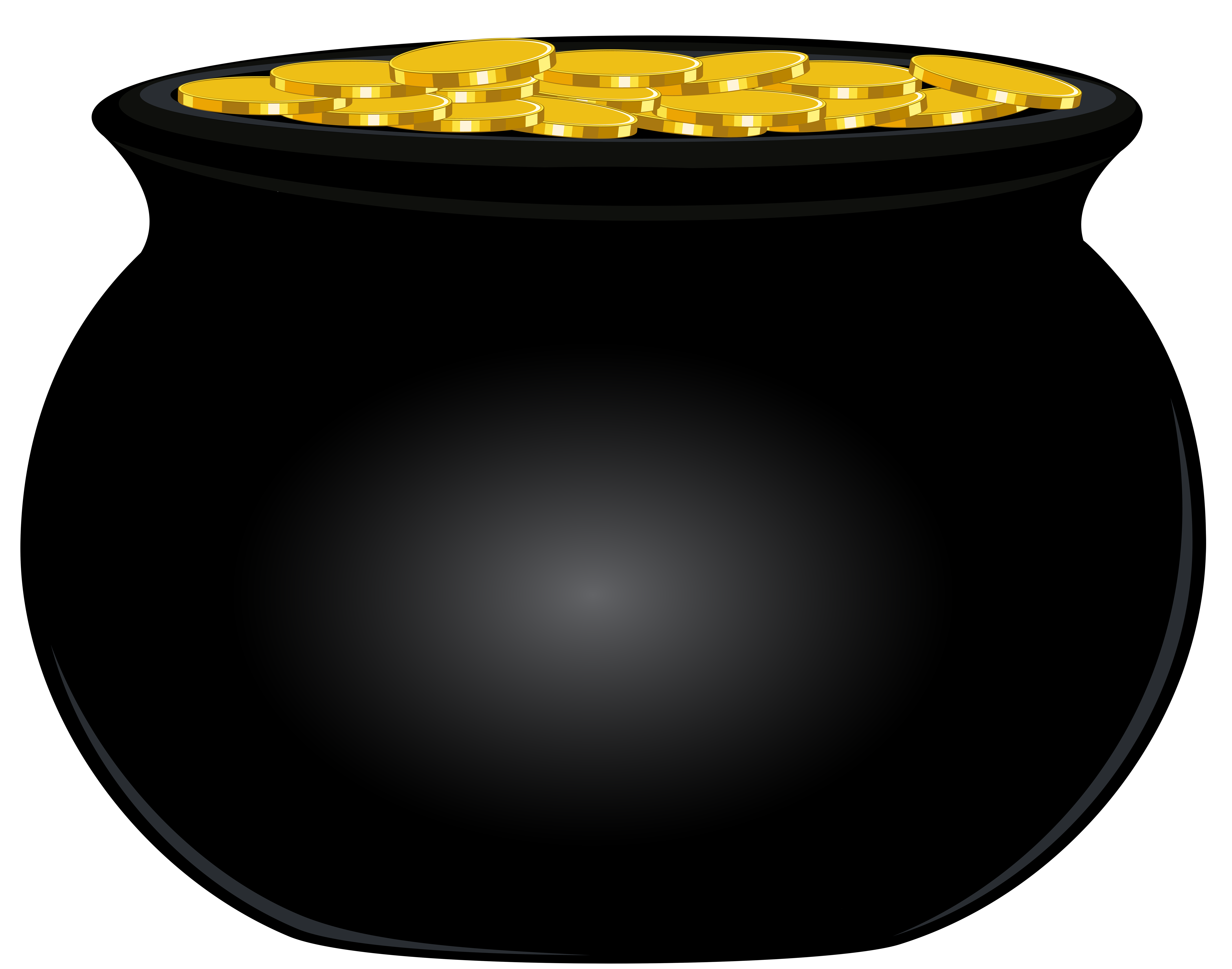 Image of pot google. Coin clipart empty gold