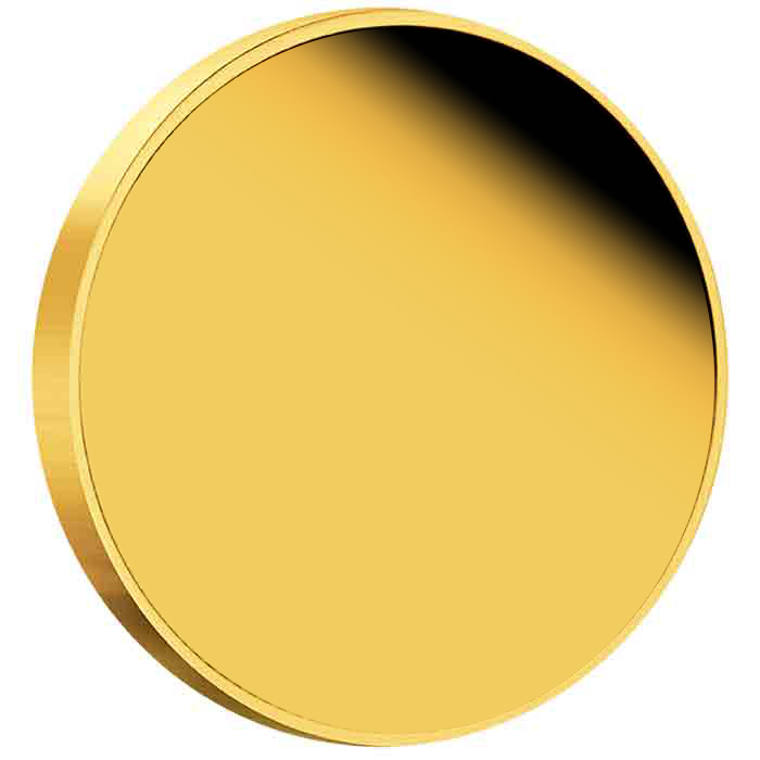 The perth mint personalised. Coin clipart empty gold