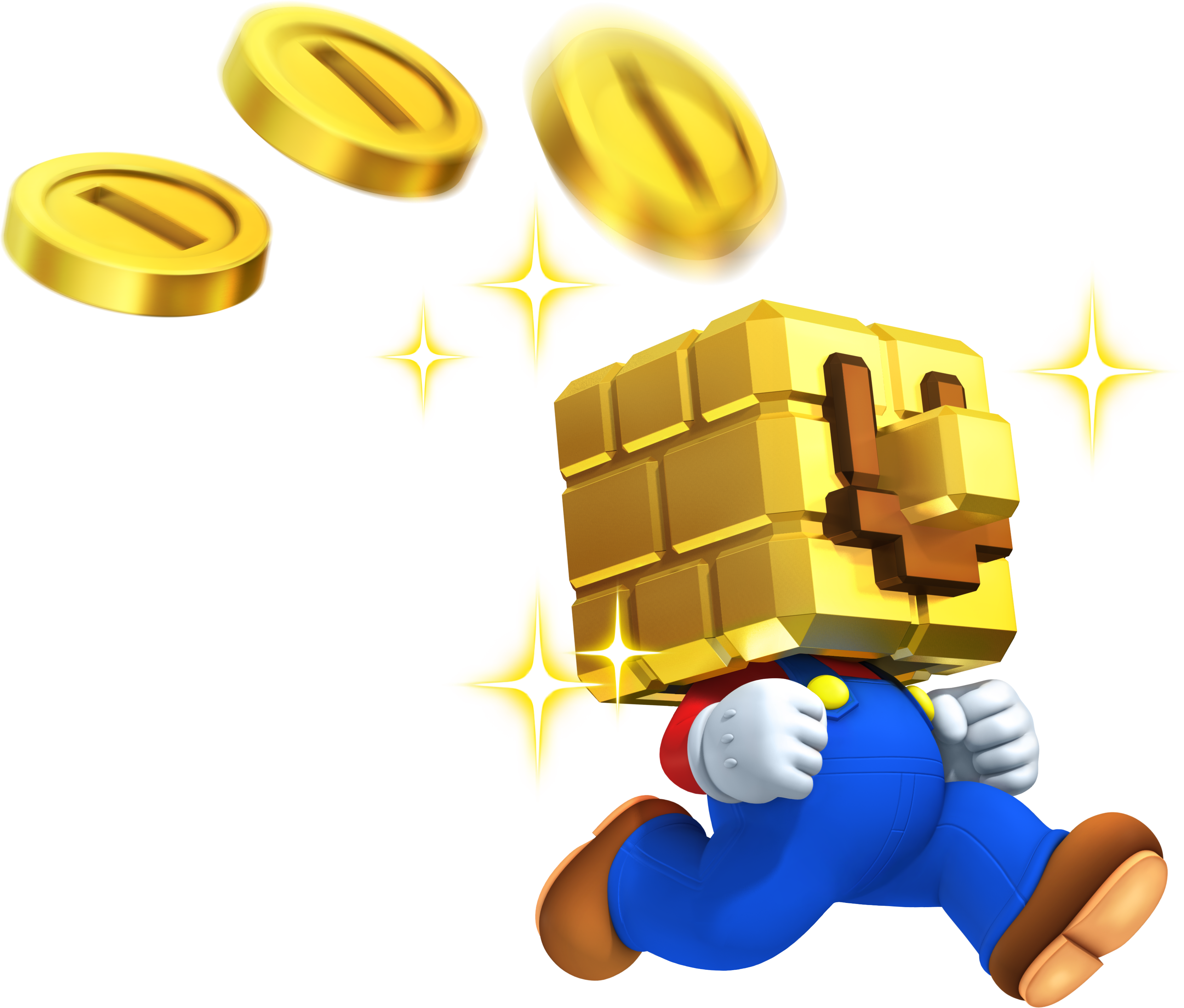 Coin clipart game gold. Block fantendo nintendo fanon