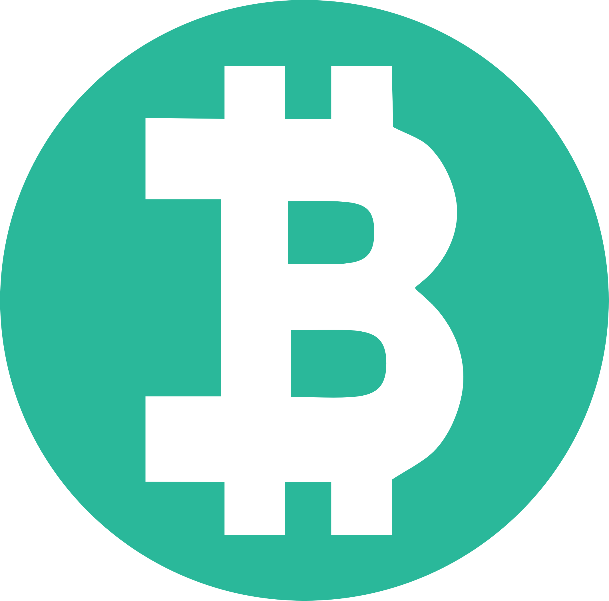 Coin clipart green. Bitcoin big image png