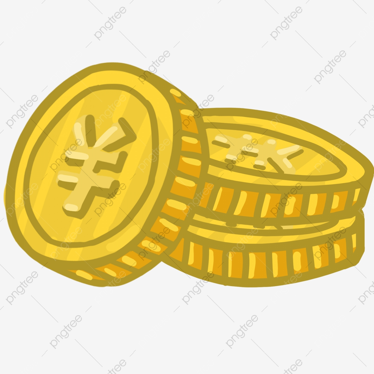 Coin clipart illustration. Euro financial png
