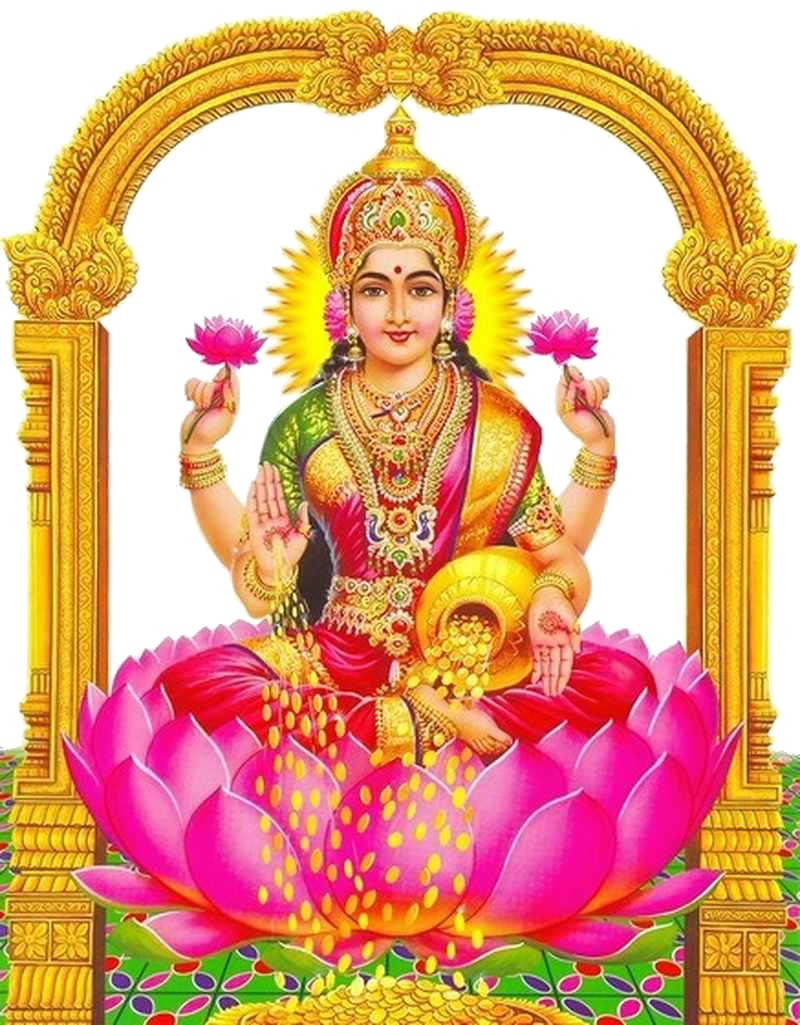 Lakshmi png transparent images. God clipart lord venkateswara
