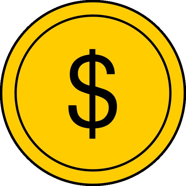 Clip art at clker. Coin clipart logo png