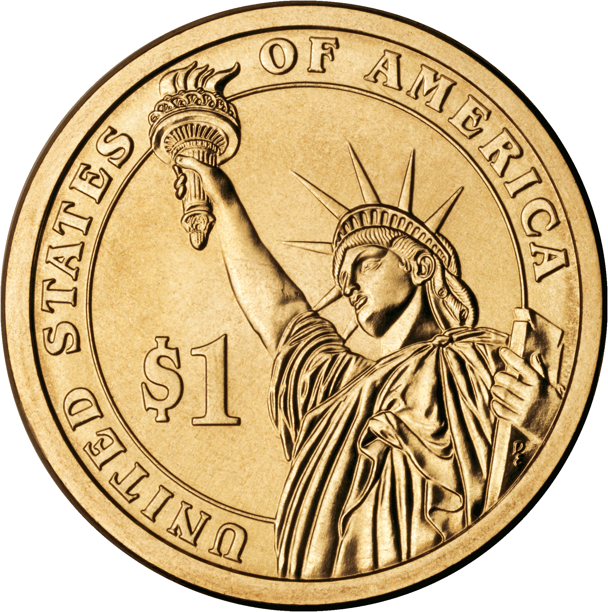 Gold coin png image. Coins clipart money change