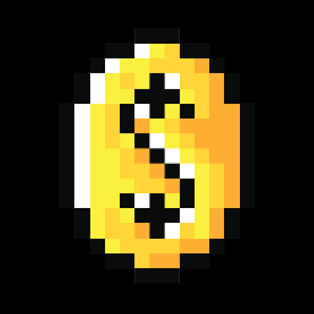 Coin pixel