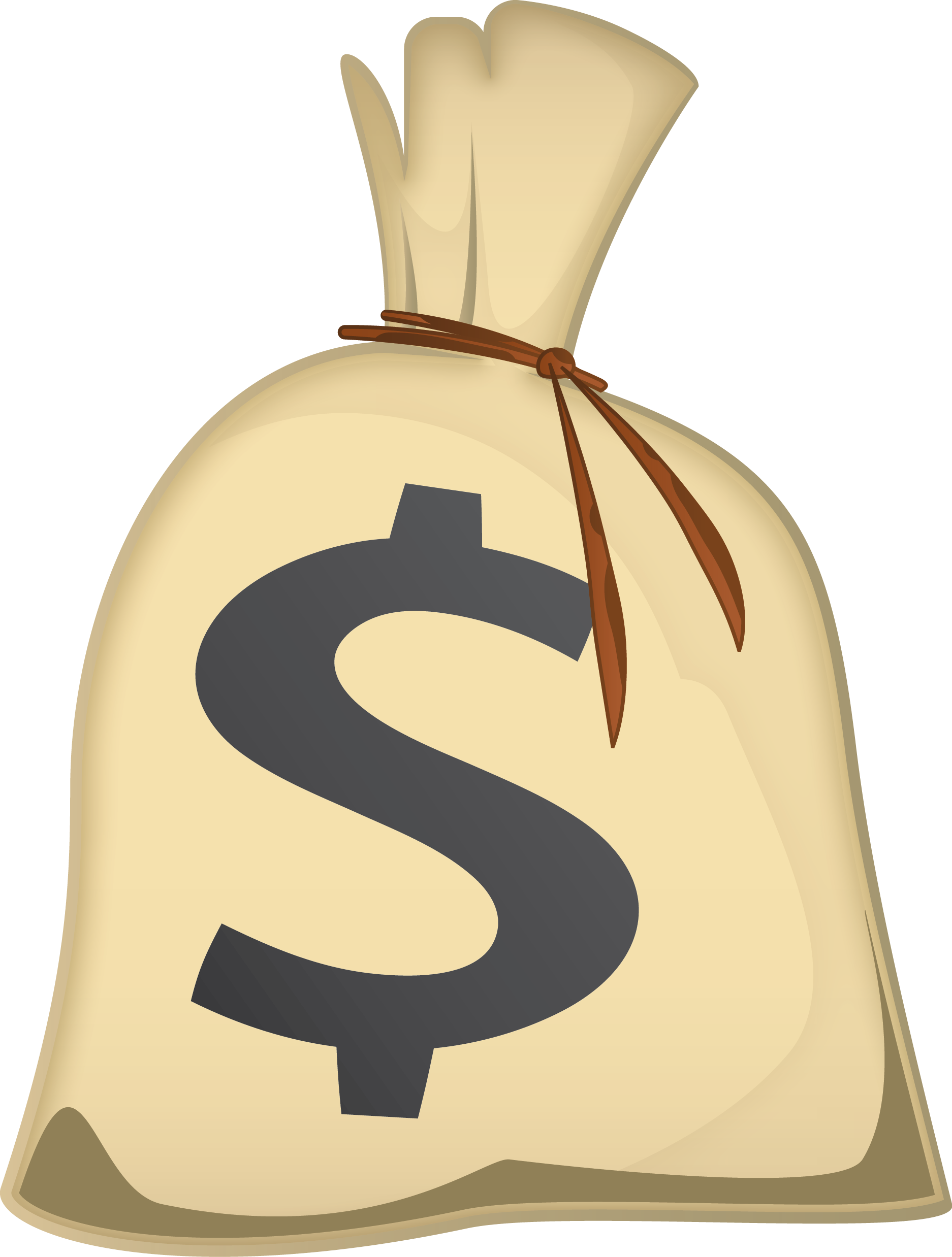 Coin clipart sack. Old age sell down