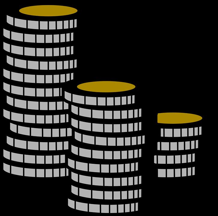 coins clipart simple interest