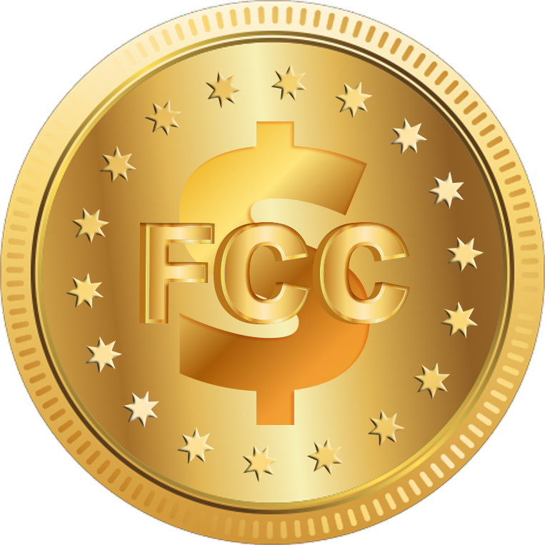 What is fcc federal. Coin clipart single coin