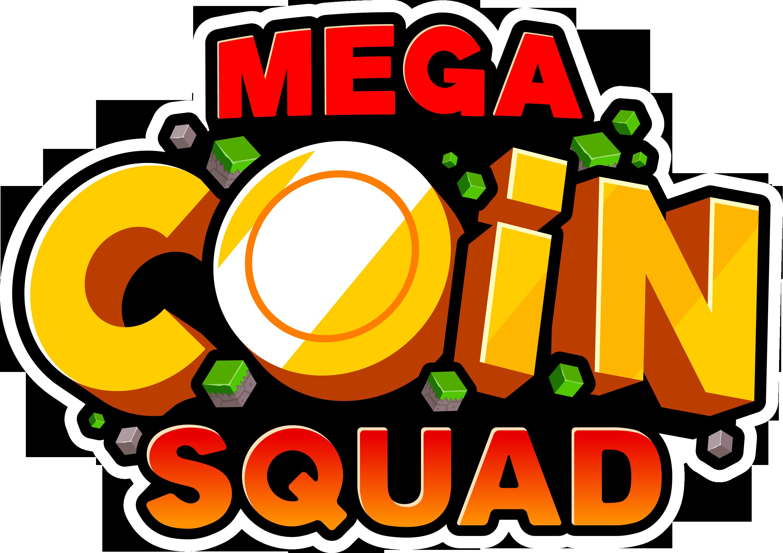 Mega coin squad . Coins clipart sprite