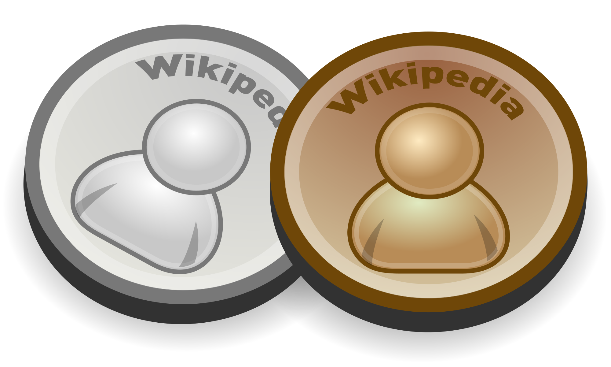 File icon wikimedia commons. Coin clipart svg