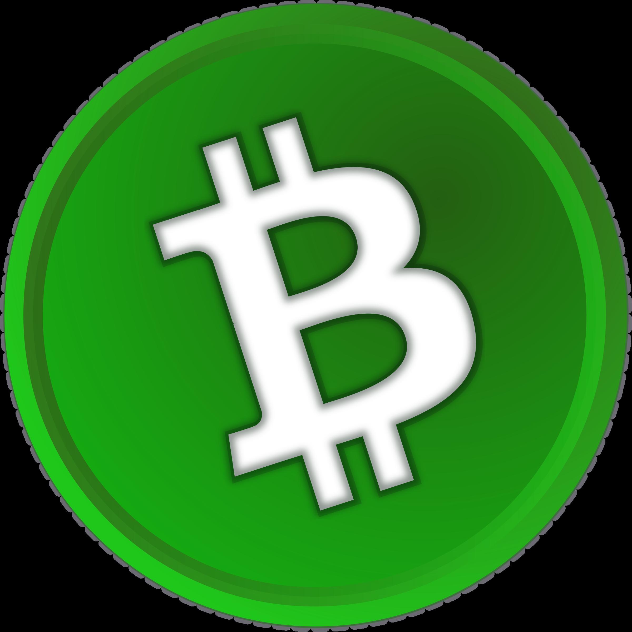 Bitcoin cash big image. Coin clipart token
