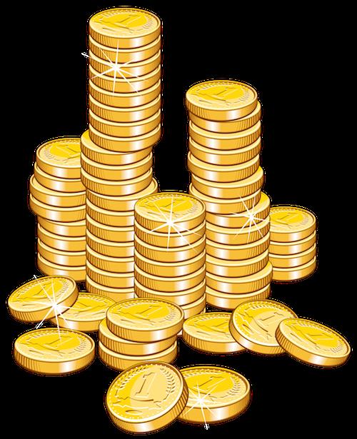 Get ready for behaviourexchange. Coin clipart token