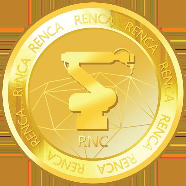 Renca . Coins clipart token