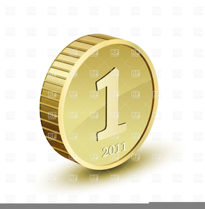 Coin clipart vector. Pirate free images at