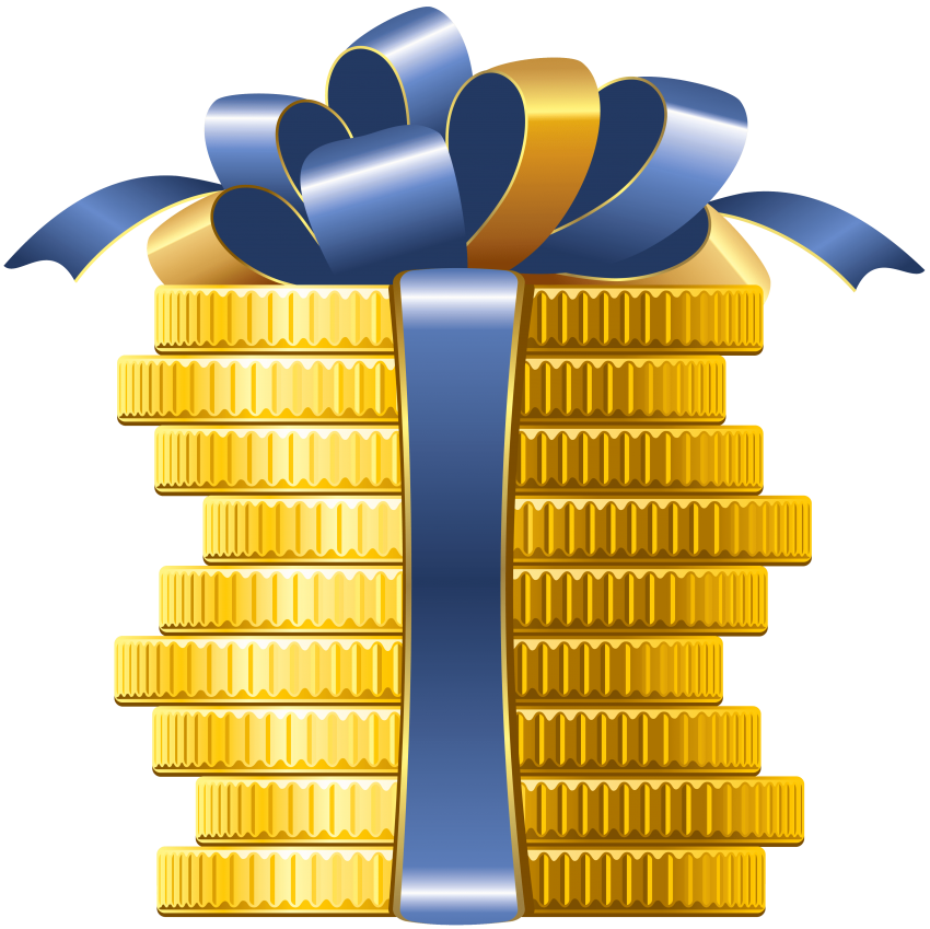 Coins clipart gold coin. Png free images toppng