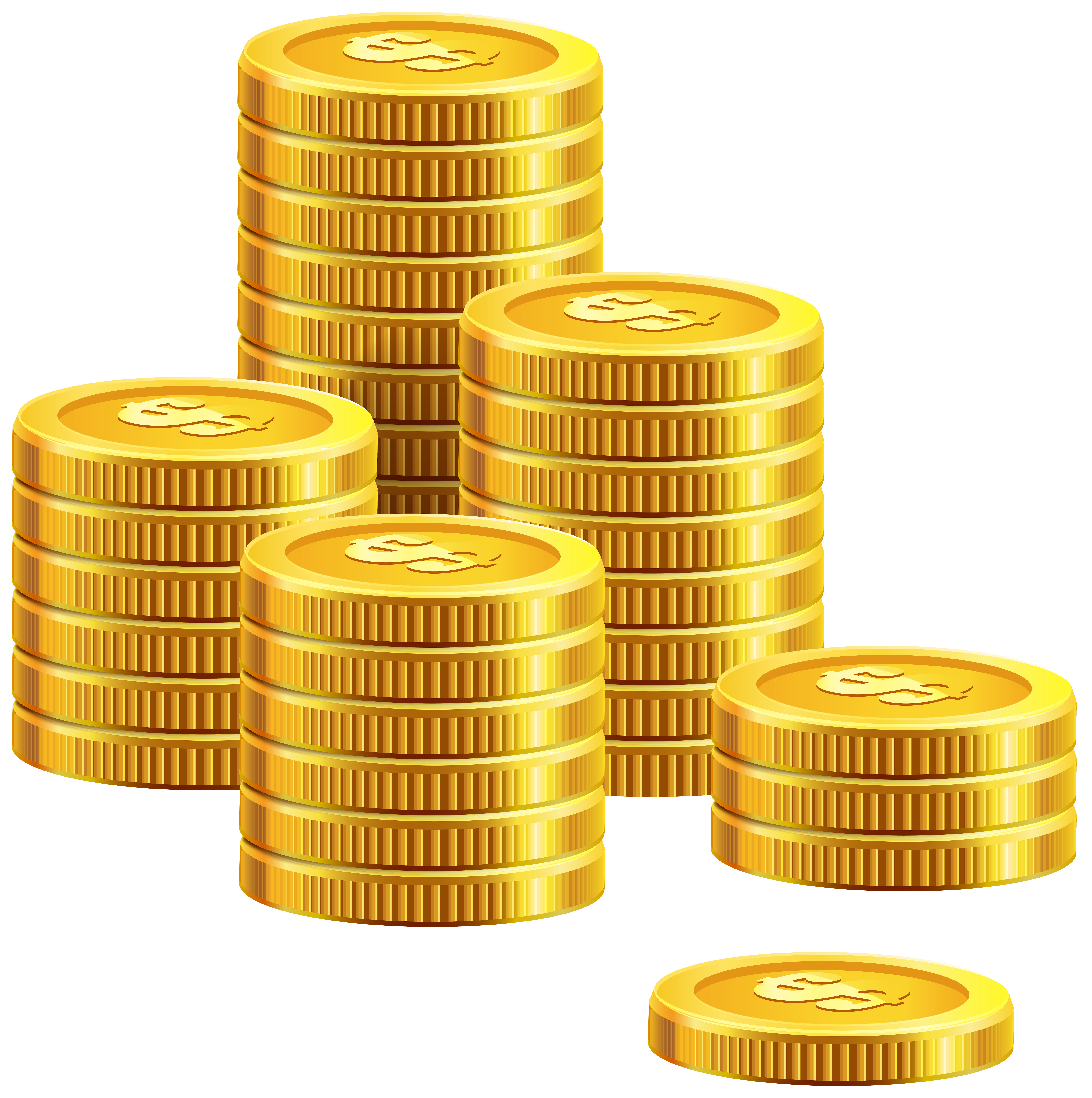 Coins clip art best. Pile of money png