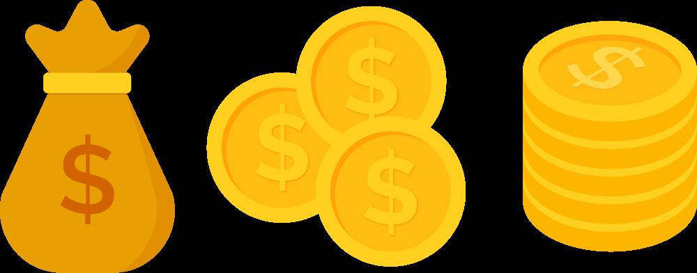 Dollar dollar coin