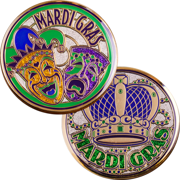 Page custom engraved mardi. Coins clipart american coin