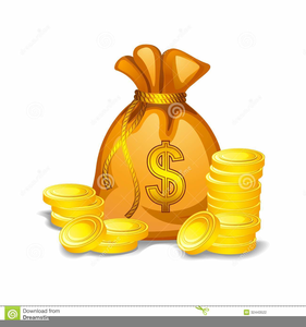Coins clipart animated. Free images at clker