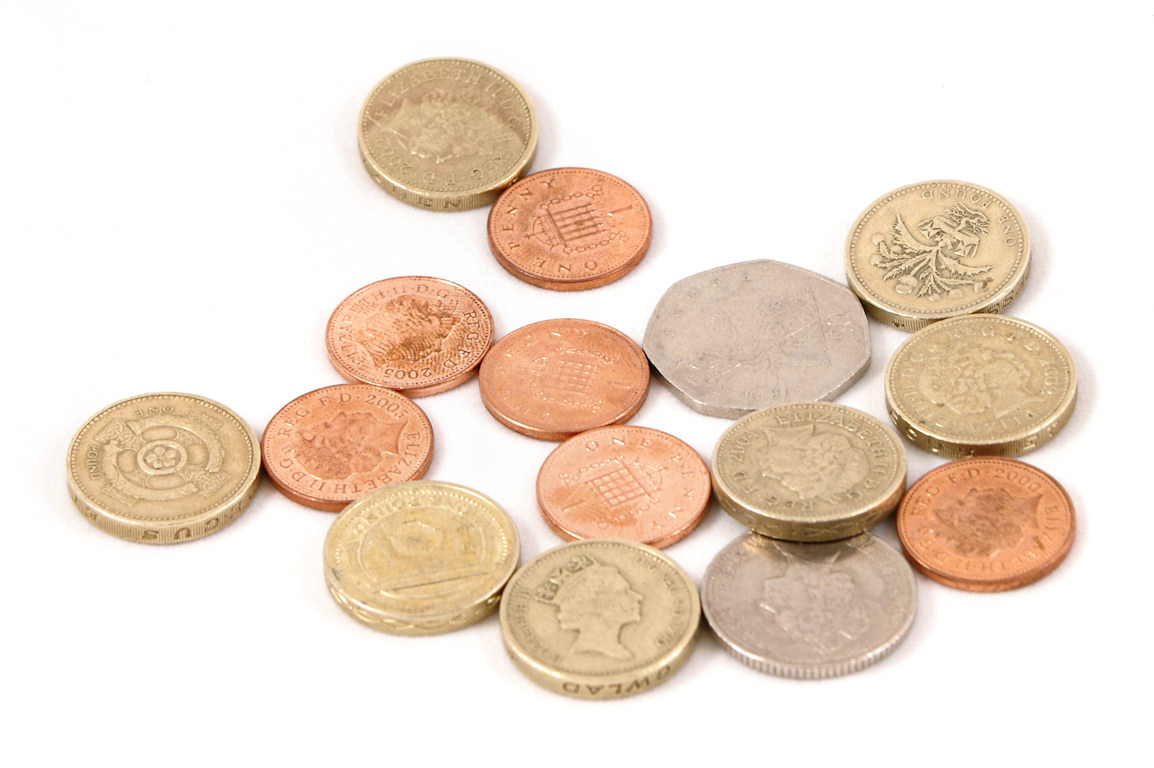 Pennies clipart currency.  coin clip clipartlook