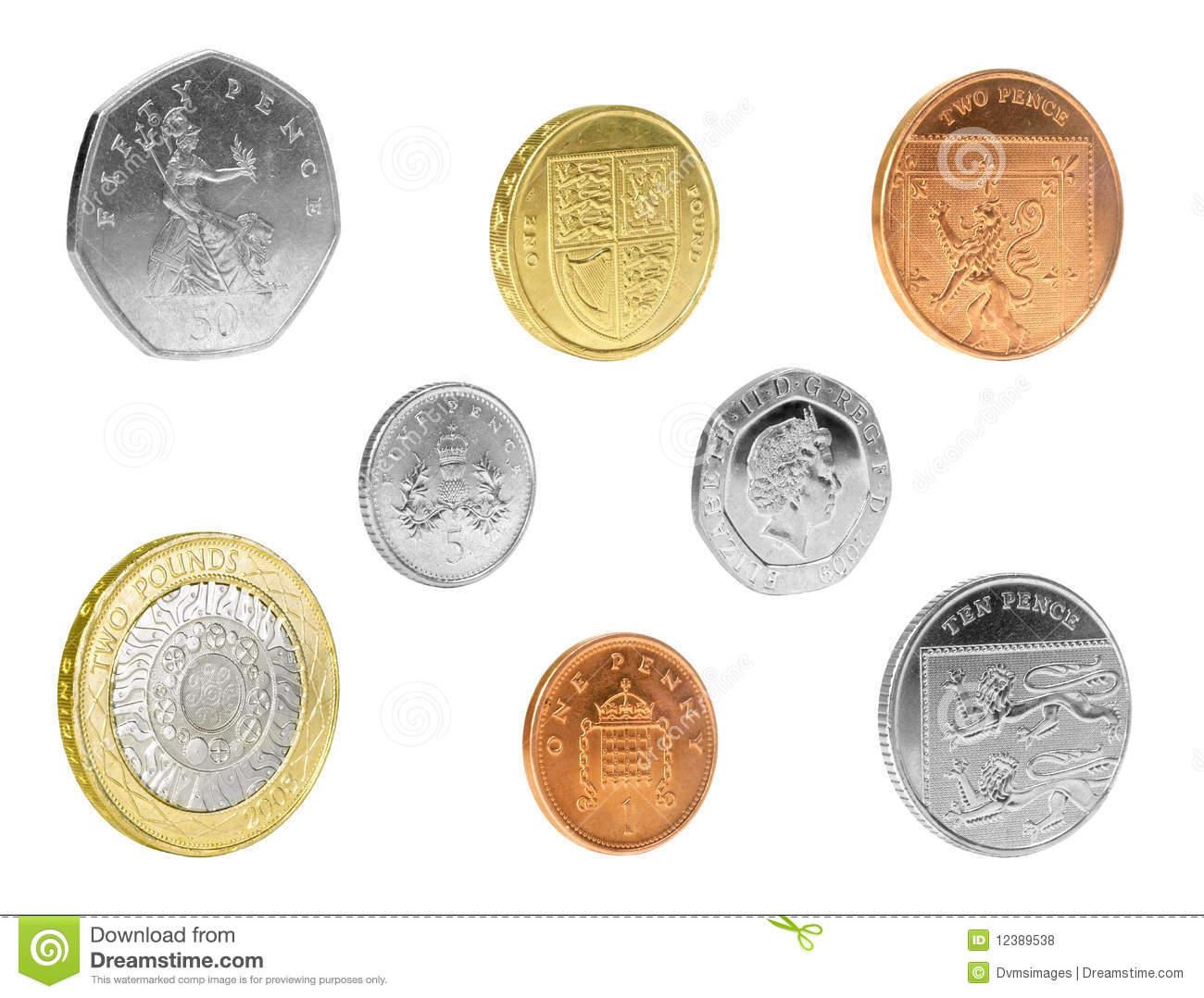 Portal . Coins clipart english