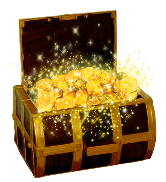 Treasure clipart treasure room.  png