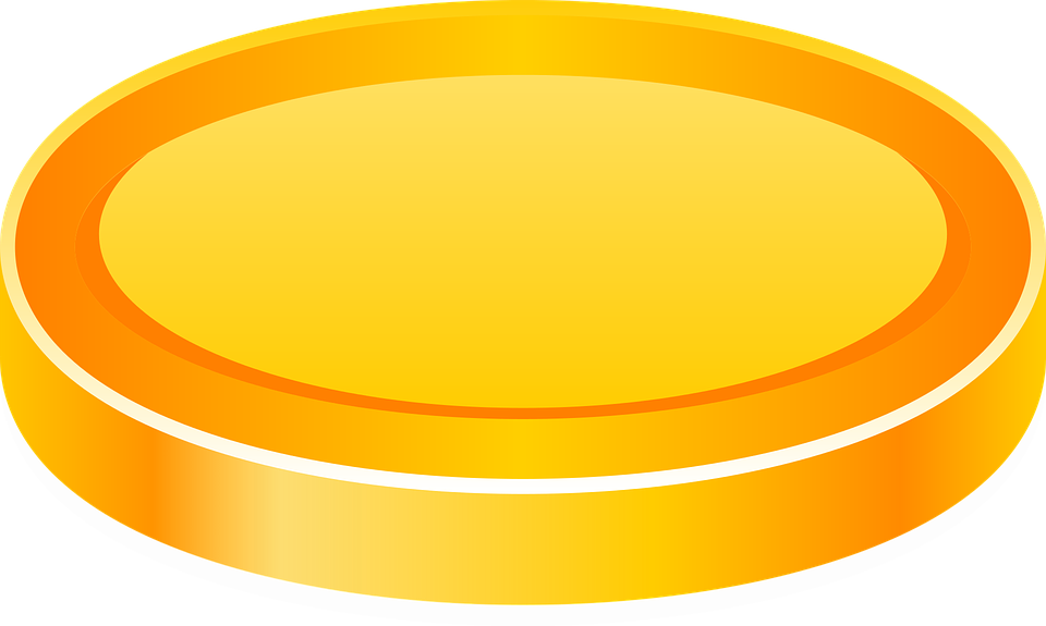 Coins clipart line. Gold png image purepng