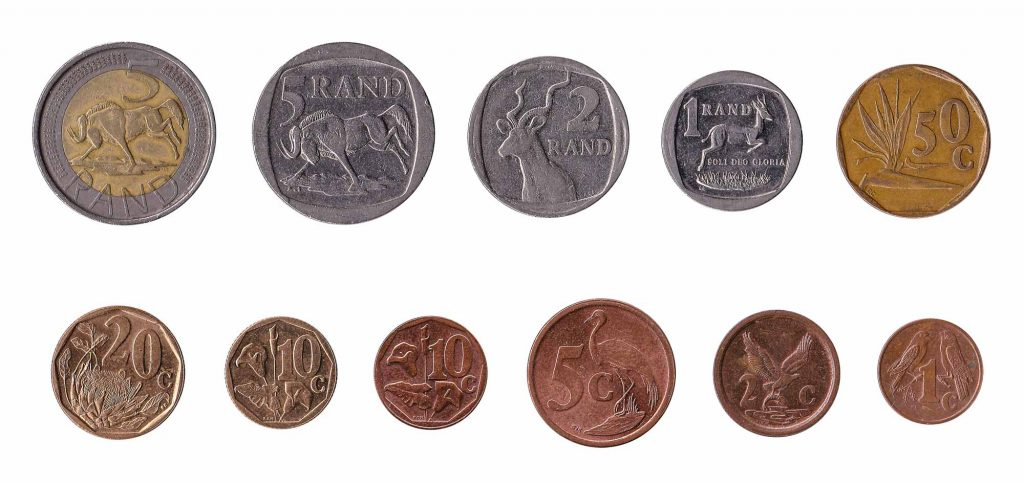 Coins clipart money british. South african rand exchange