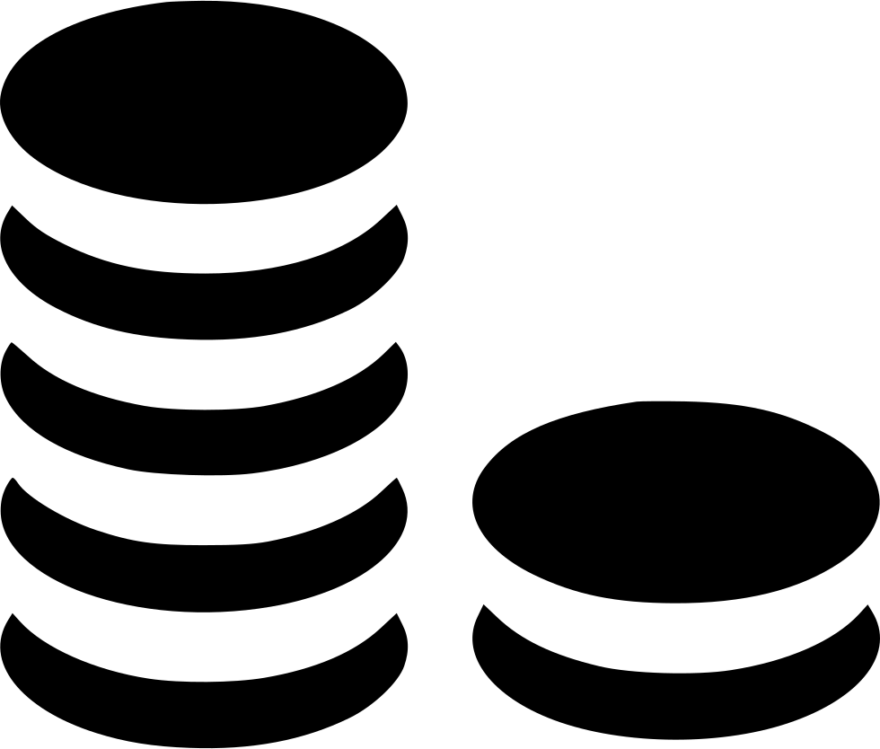 Coins clipart rupee. Coin money currency svg
