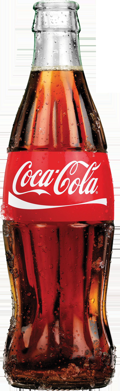 Coca cola transparent pictures. Coke bottle png