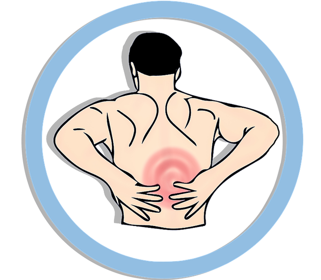 Hurt clipart soccer injury. Chronic back pain causes