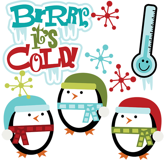 collection of it. Cold clipart cold outside