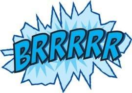 Cold clipart cold outside. Brrr its clip art