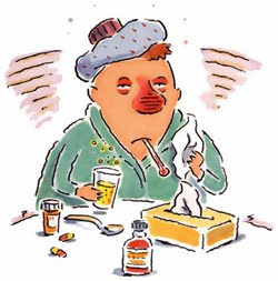 Flu clipart common cold. Free bug cliparts download