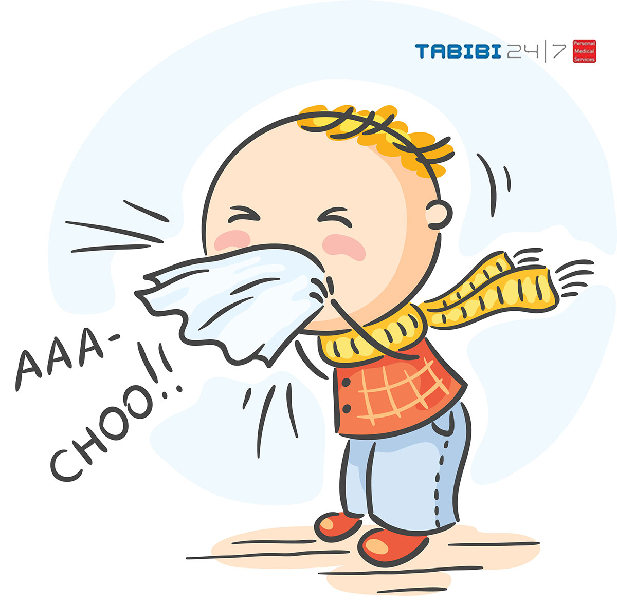 Flu clipart cold cough. Tackling the season