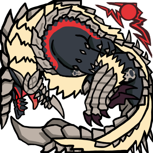 Cold clipart frigid. Monster hunter musings icon