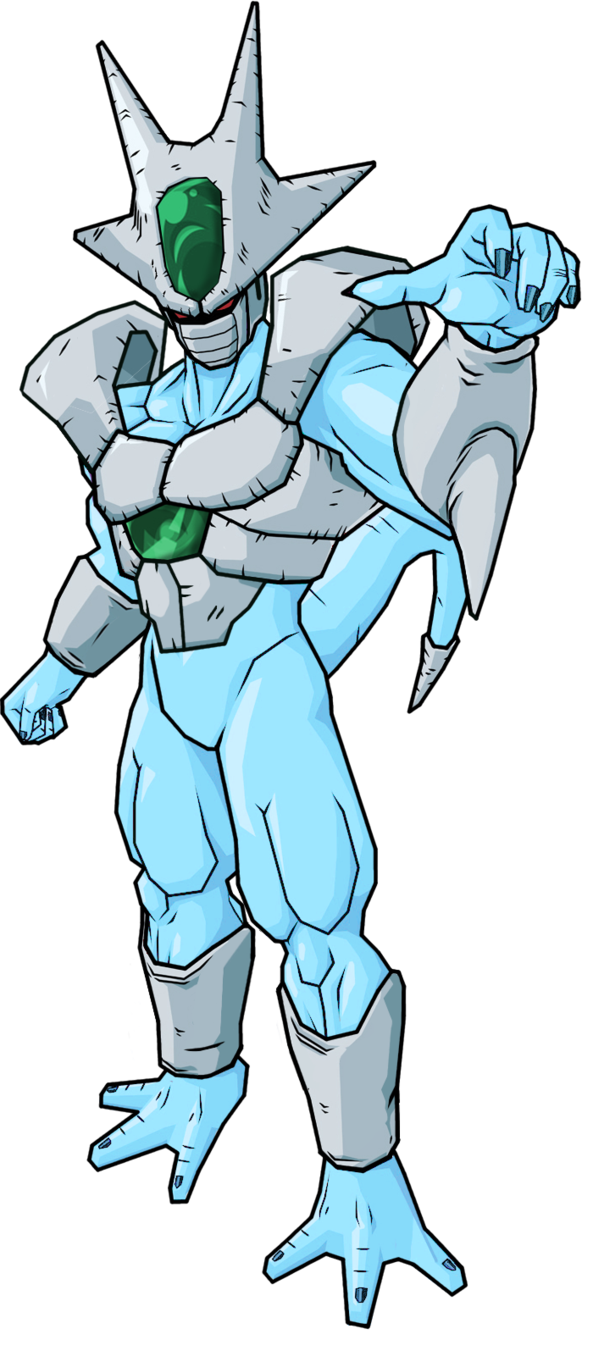 Cold clipart frigid. Final form by legofrieza