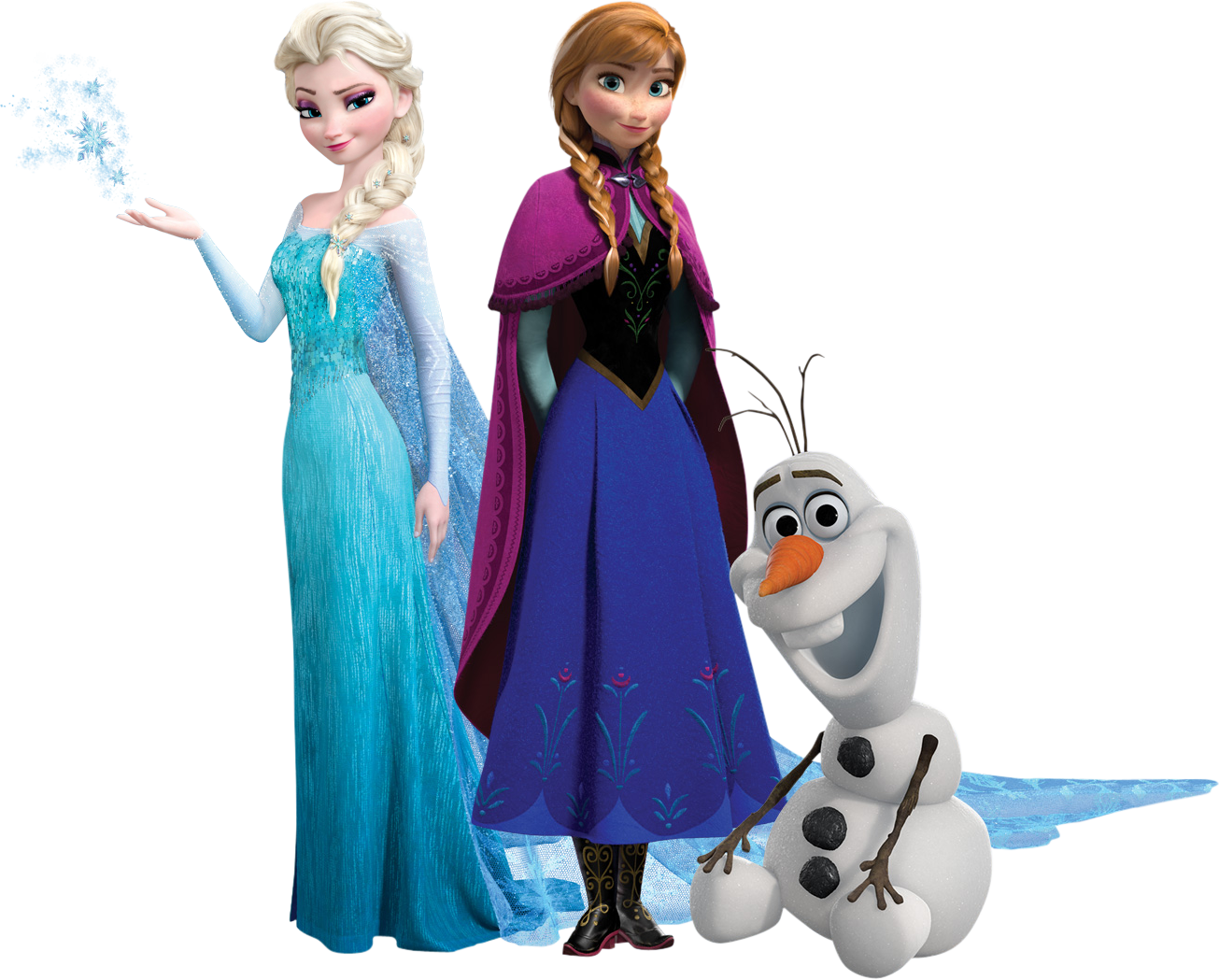 Tons of free frozen. Olaf clipart transparent