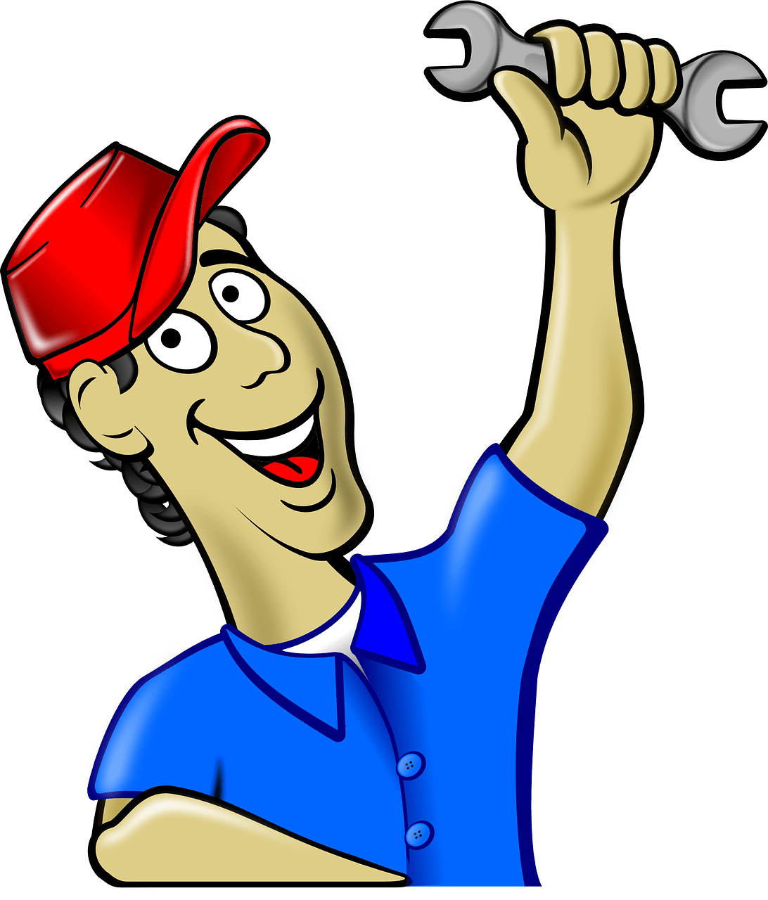 How to find a. Plumber clipart fitting