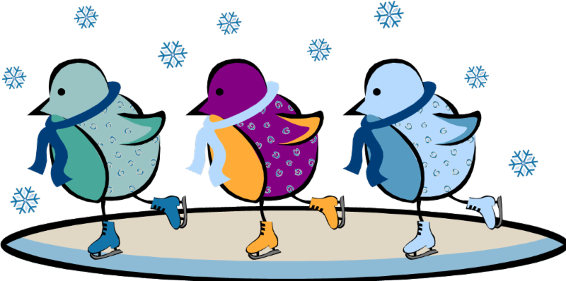 Cold clipart january.  png a the