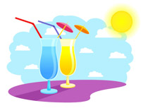 Drink clipart refreshments. Search results for refreshing