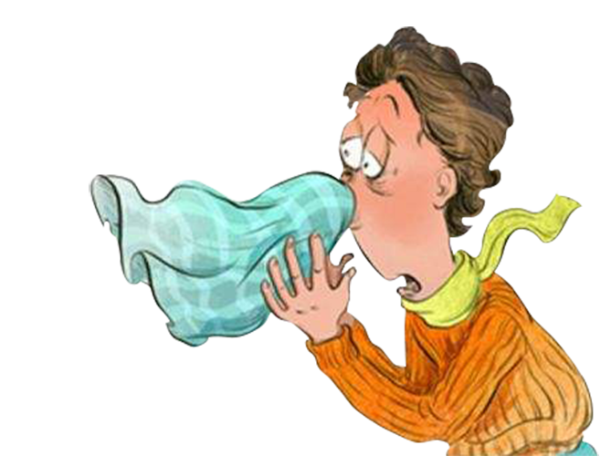 Cold clipart respiratory infection. Common upper tract rhinorrhea