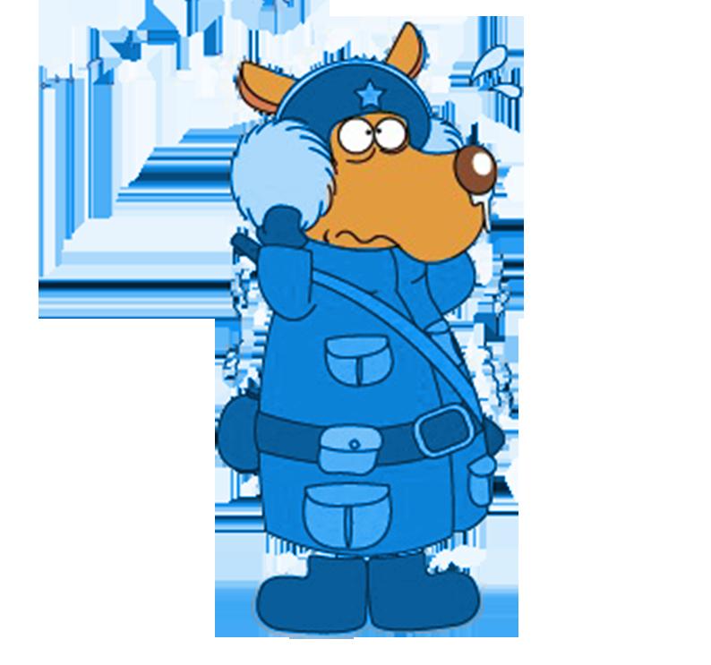 Cold clipart shivering. Dog illustration frozen