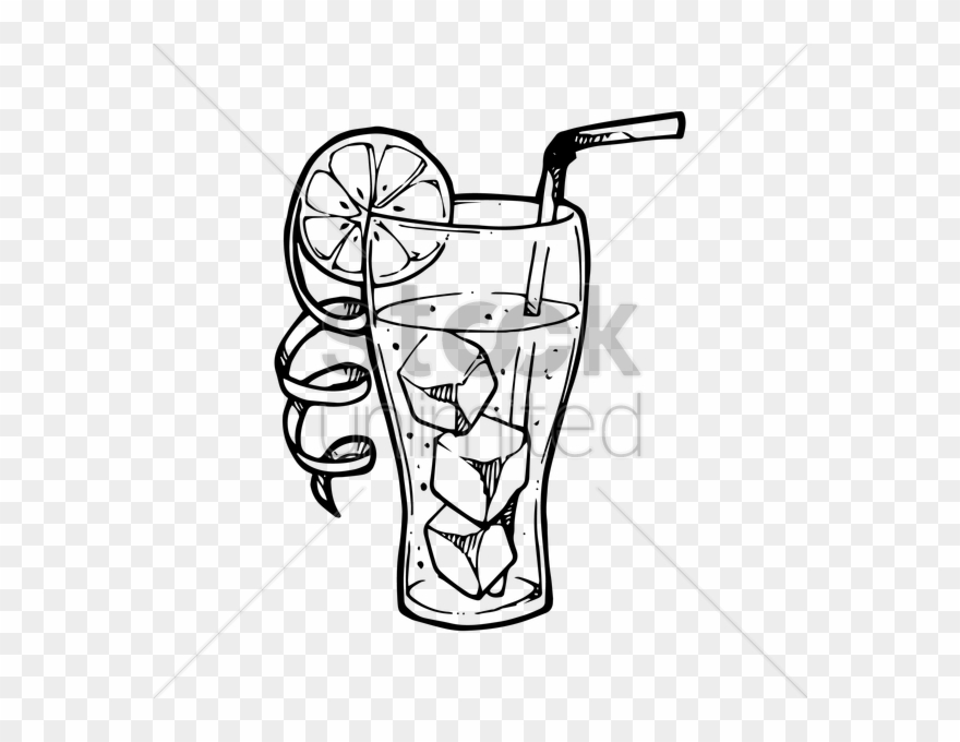 Drink clipart iced drink. Cooldrinks glass clip art