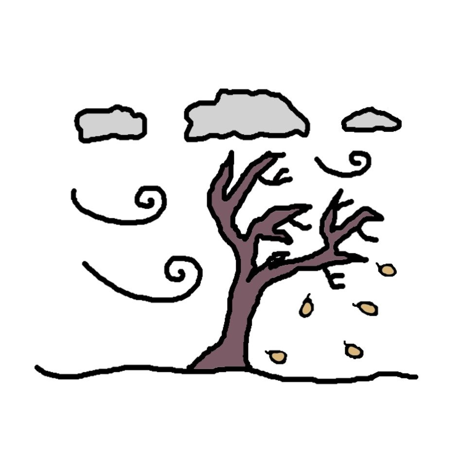 Clip art n free. Windy clipart weather nice